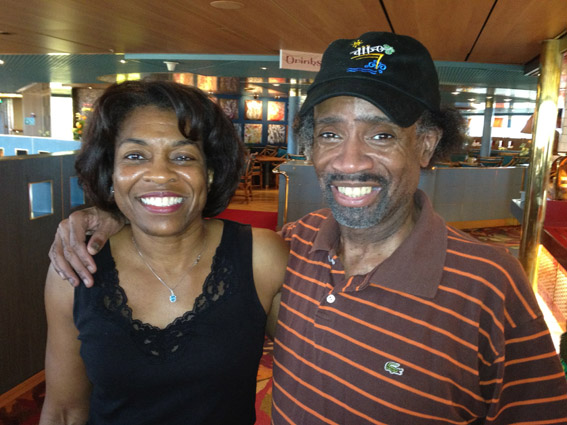 Jazz Cruise 2012: Johnny O'Neal