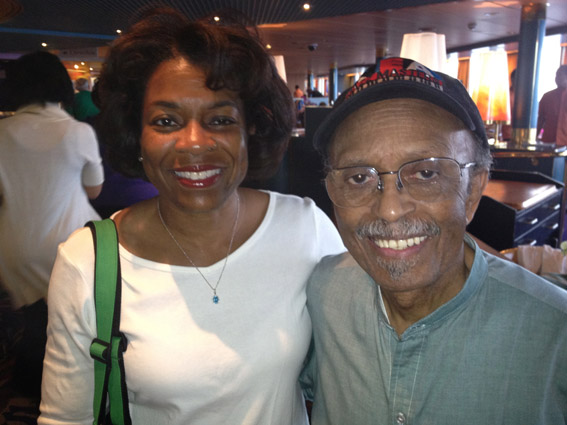 Jazz Cruise 2012: Jimmy Heath